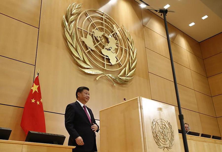 A coalition of 115 groups across the world has urged member states to vote out China from the United Nations Human Rights Council (UNHRC) (photo-HRW)