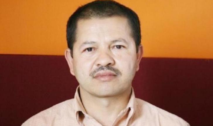 An undated photo of Nepalese journalist Balaram Baniya (Photo- New Indian Express)