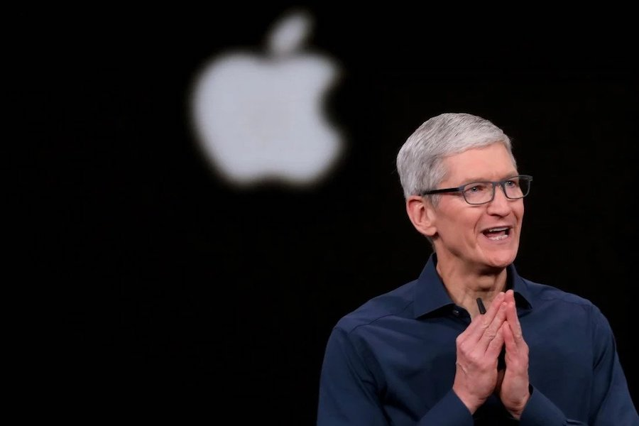Apple CEO Tim Cook (Photo- Bay Area News Group)