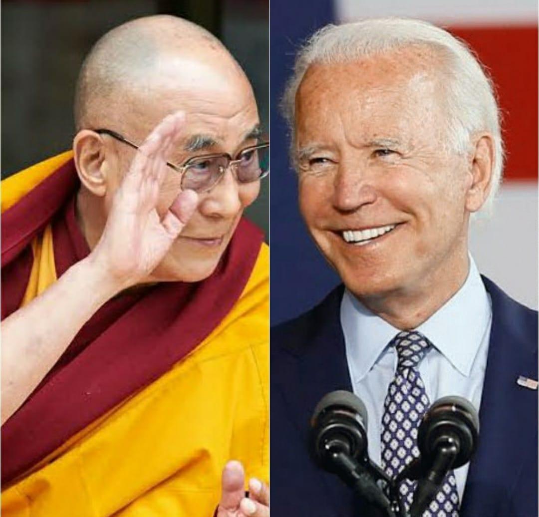 Will Meet Dalai Lama And Press For Dialogue Between Tibetans And Beijing Biden Phayul
