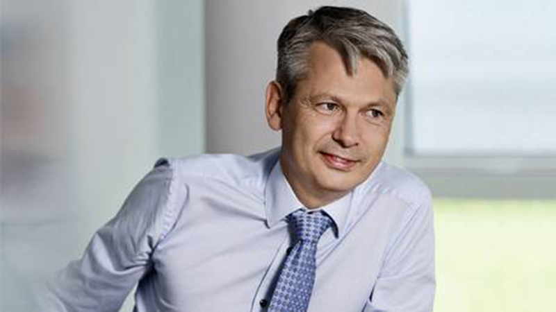 CEO of AkademikerPension Jens Munch Holst