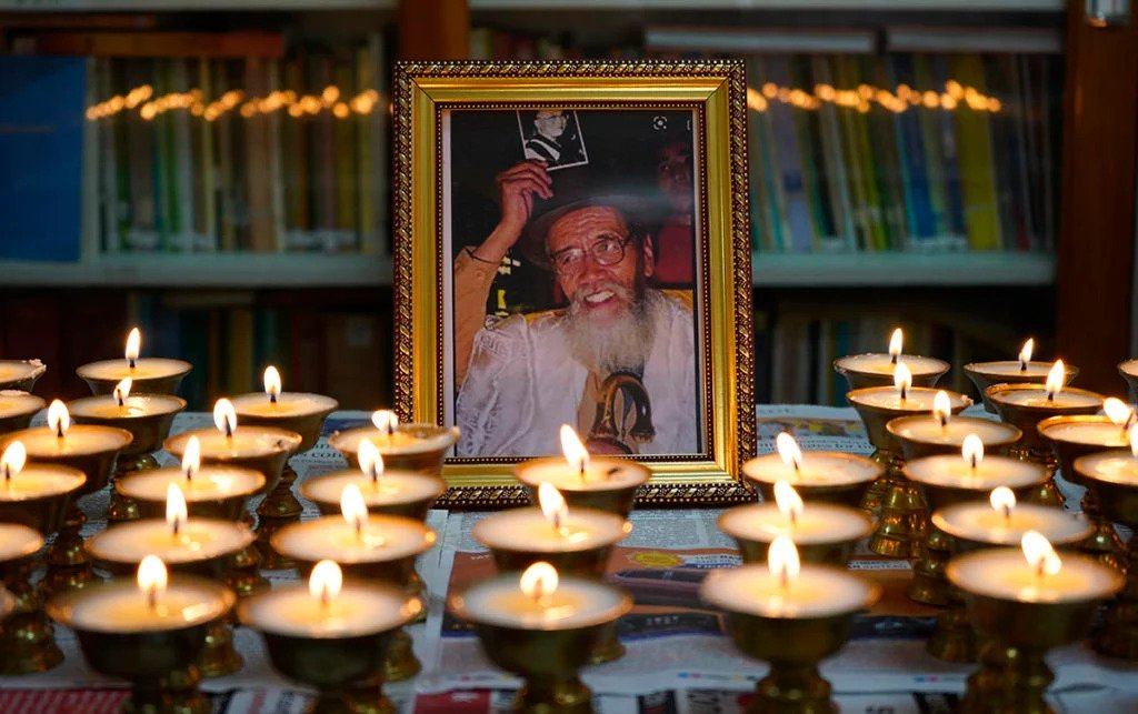 CTA observes prayer service mourning the death of Tibet's longest-serving political prisoner on Monday (Photo- CTA)