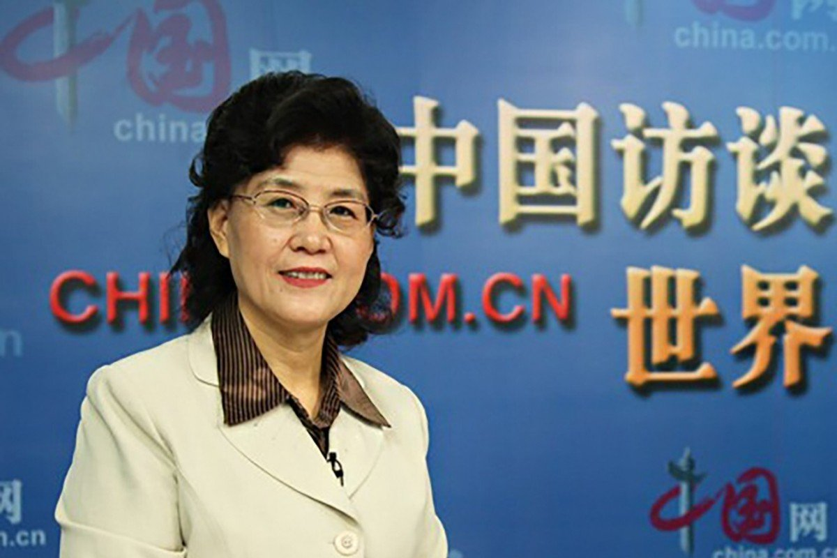 Cai Xia, former professor and Chinese academic (SCMP)