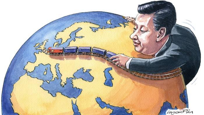 Cartoon by Ingram Pinn (FT)