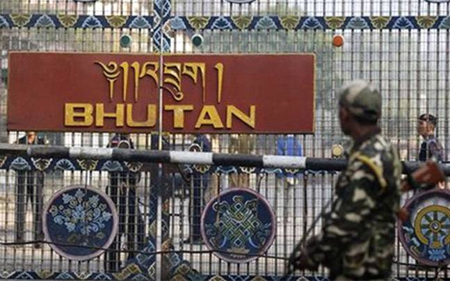 China's claim over Bhutanese territory the latest in Chinese aggression in the region (photo India today)