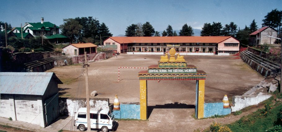 Dalhousie Tibetan settlement school (photo courtest CTA)