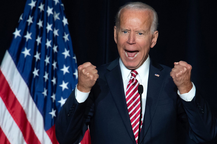 Democratic Party nominee for President Joe Biden says he will meet the Dalai Lama and stand up for the rights of Tibetans. (Politico)