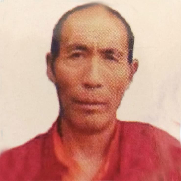 Former political prisoner Tenzin Choedak in an undated photo (Facebook)