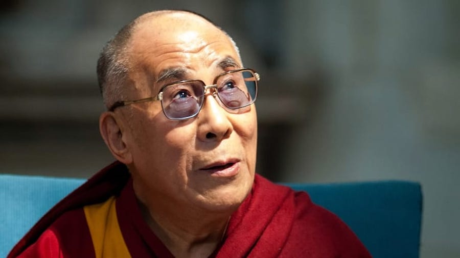 His Holiness the Dalai Lama (Getty Images)