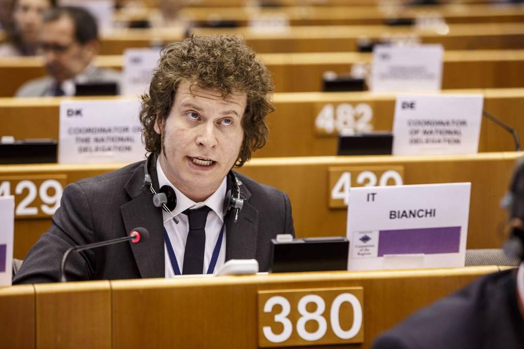 Italian MP Matteo Luigi Bianchi (Dettaglio News)