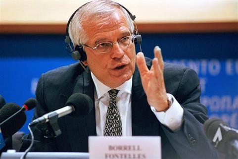 Josep Borell, EU Minister of Foreign Affairs (Photo- EU)