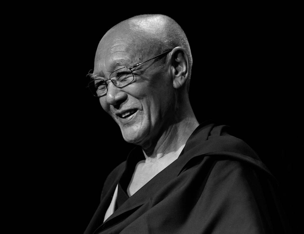 Khensur Geshe Tashi Tsering (photo Festival of Tibet)