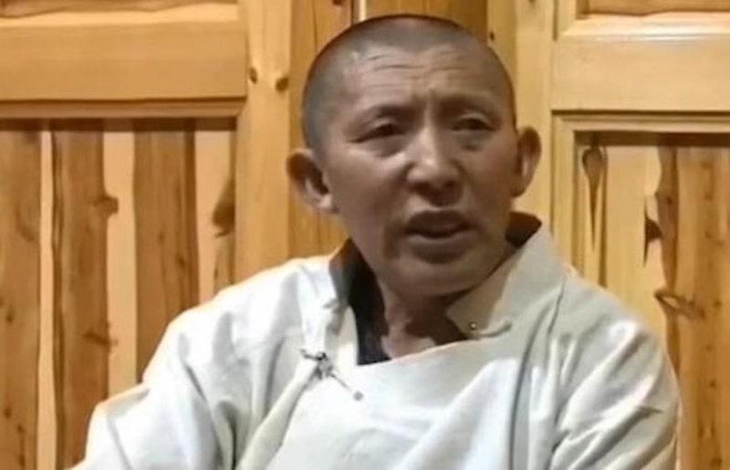Phagpa Kyab, 57, in an undated photo (Photo- Tibet Watch)
