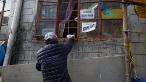 Precaution above allApril 21, 2020. Phayul photo-Tenzin Leckphel.