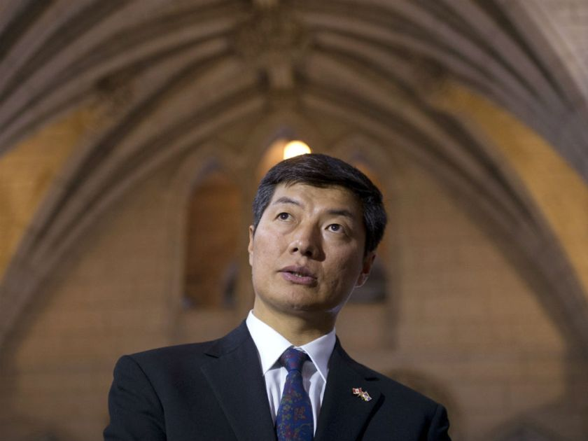 President of the Central Tibetan Adminsitration Dr. Lobsang Sangay (Tibet.net photo)