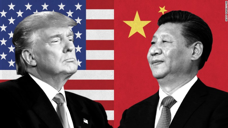 Relations between China and US are at an all time low after sparring for months on various fronts. (Photo-CNN)