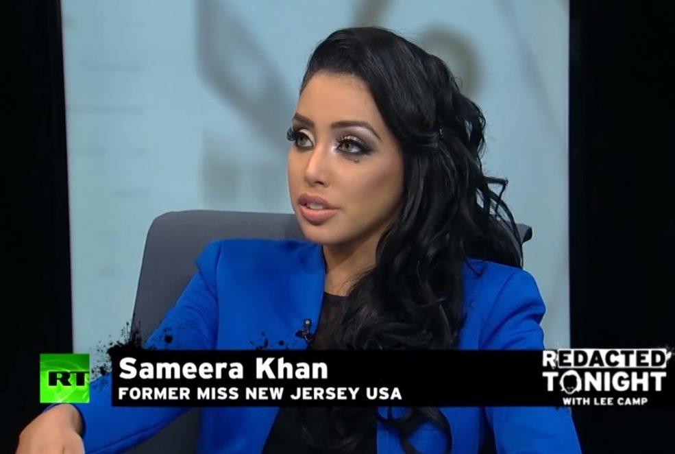 Social media influencer Sameera Khan (Photo- Mediate)