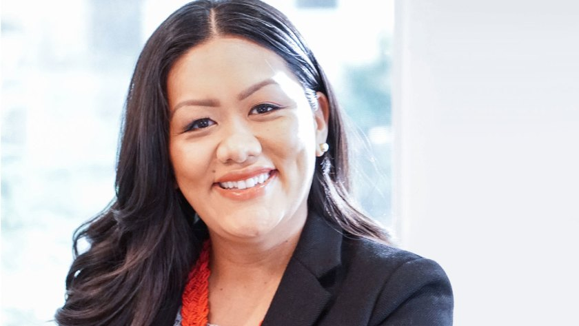 Tenzin Dasal Alexander is among the top 15 woman in banking list of 'Next 2020' (photo courtesy American Banker)