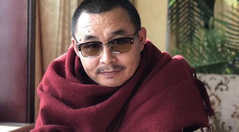 Tibetan writer Gendun Lhundrup in an undated photo (Photo- RFA)