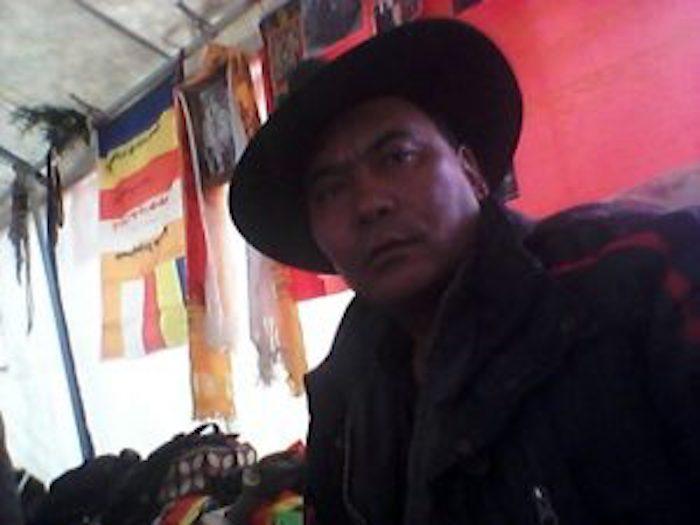 Tsegon Gyal in an undated photo (TCHRD)