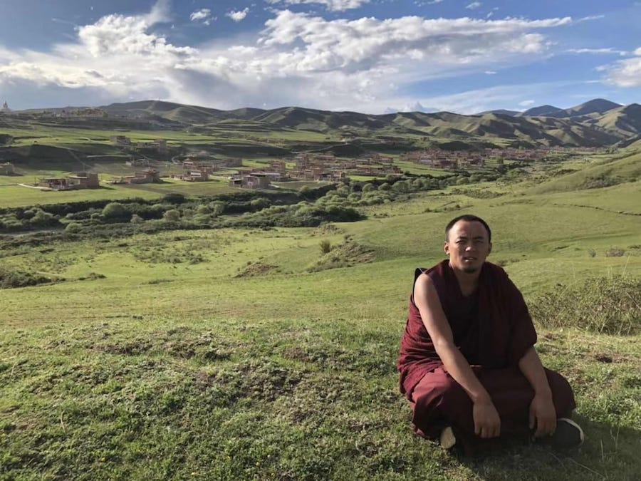Rinchen Tsultrim in an undated photo