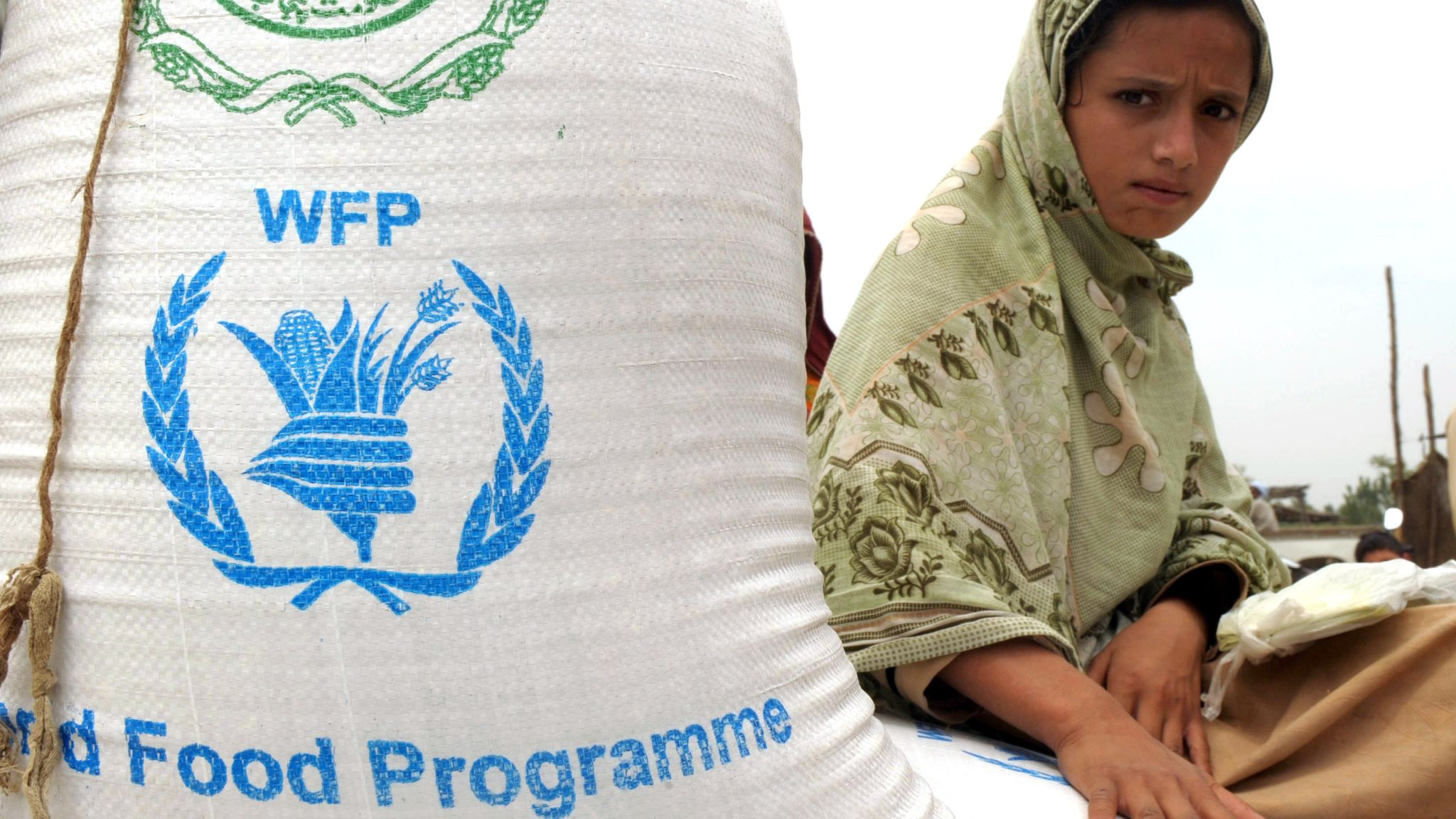 World Food Programme is awarded the 2020 Nobel Peace prize (photo-skynews)